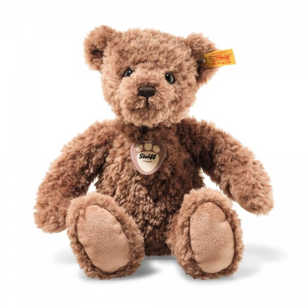 STEIFF MR BEARLY BEAR BROWN